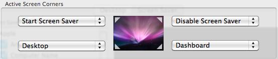 Start Screen Saver | Disable Screen Saver - Desktop | Dashboard